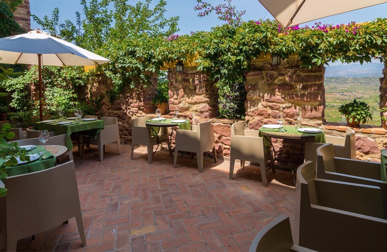 Castellon Wine Route El Jardin Vertical Vilafames