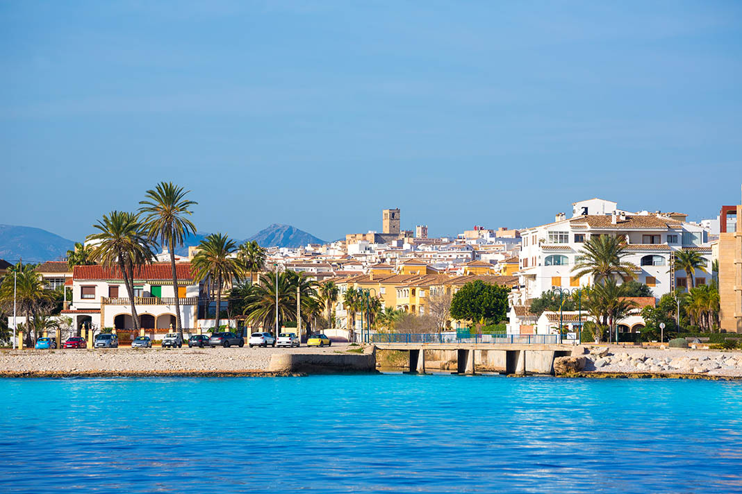 Javea Spain relocation destination Views From Sea