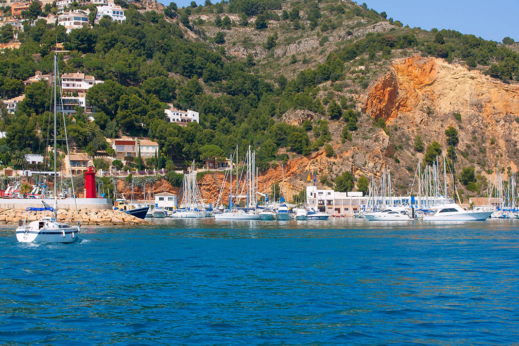 Javea relocation Port Marina Costa Blanca Spain