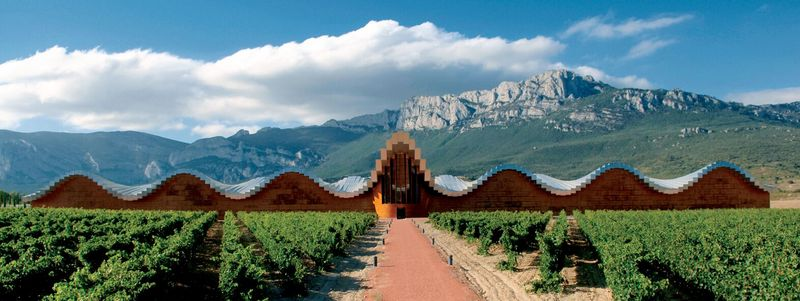 La Rioja Spain Ysios-Winery©Thabuca Wine Tours-Ysios-Winery