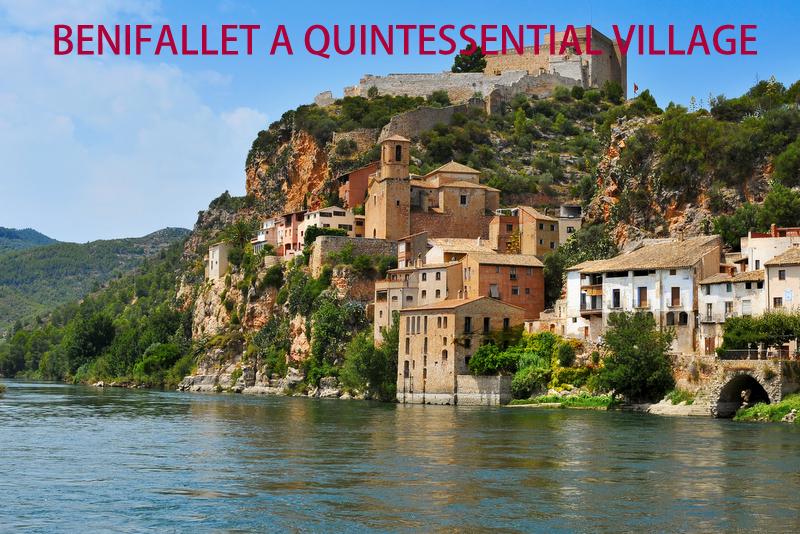 Spain Benifallet quintessential village