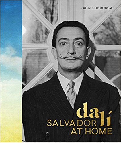 Salvador Dali at Home by Jackie de Burca