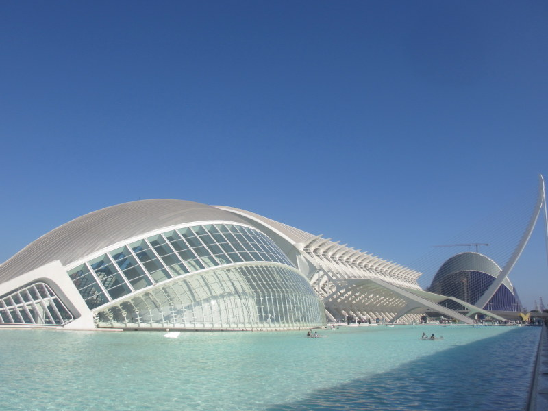 Valencia Spain travel guide-City of Arts and Science