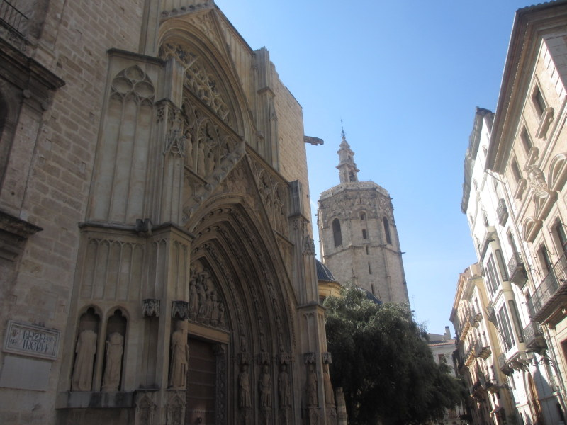 Valencia Spain travel guide-Old Town