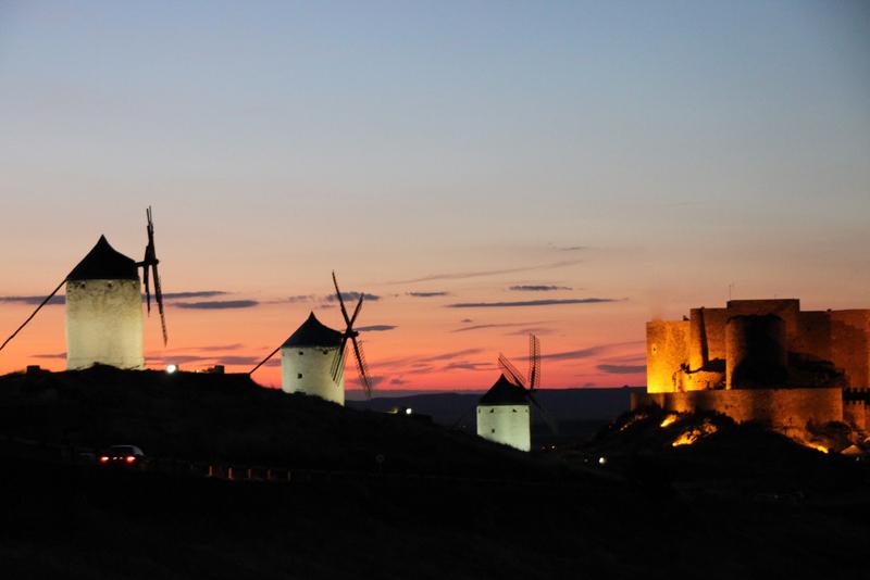 Consuegra, Castilla-La Mancha, España