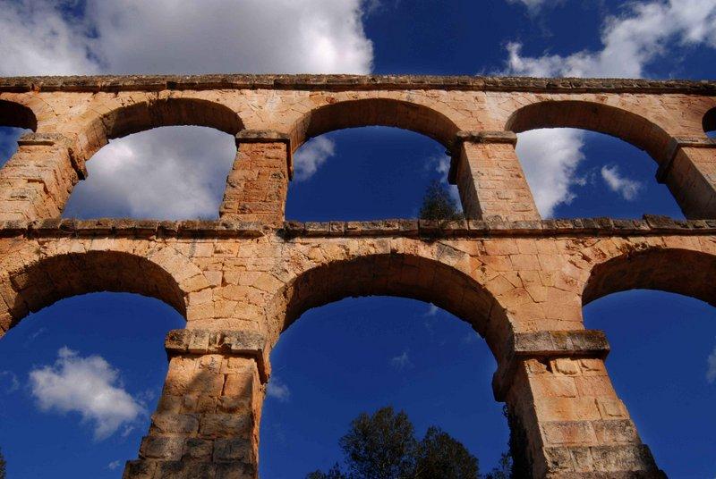 Les Ferreres Aqueduct Tarragona © Manel R. Granell