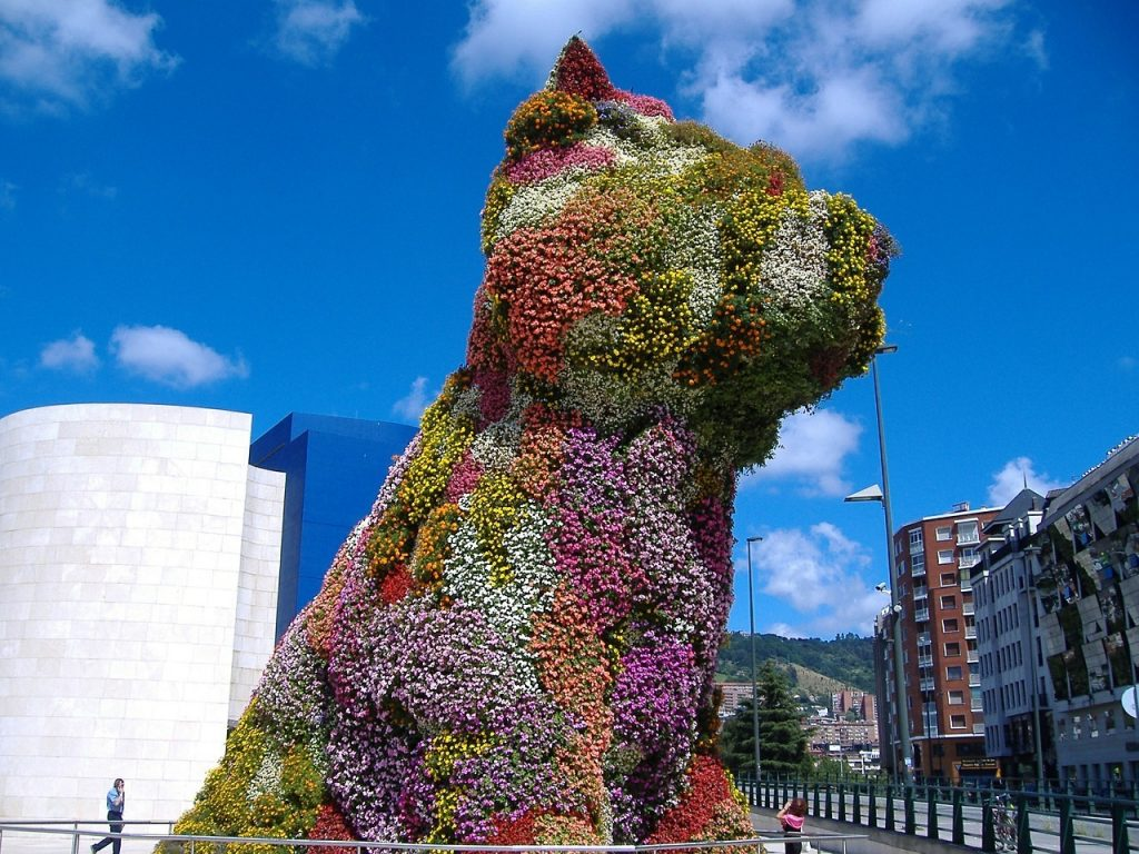 Spain top cities-Bilbao Spain Puppy
