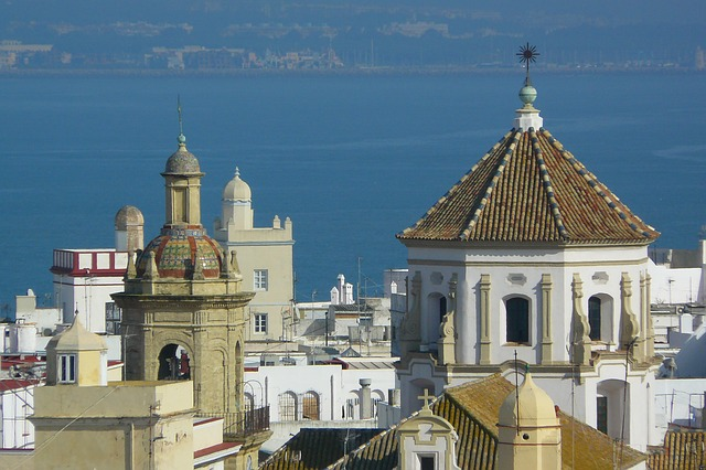 Spain top cities-Cadiz Spain