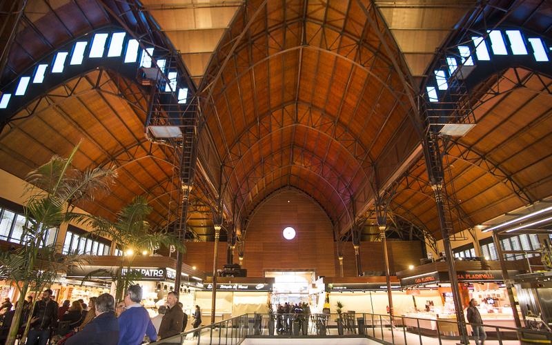 Tarragona Modernist Route Central Market