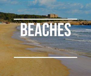 Tarragona Spain Beaches
