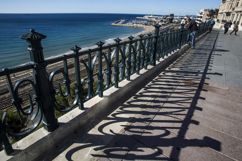 Tarragona Spain Catalonia Balcony of the Mediterranean