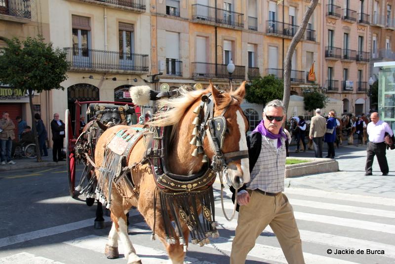 Tarragona Spain Three Turns Festival Tarragona