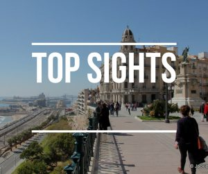 Tarragona Spain Top sights
