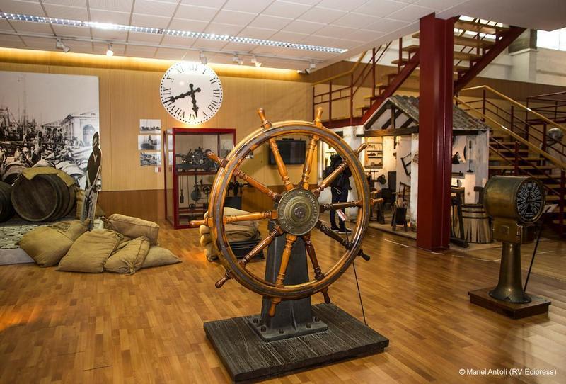 Tarragona Spain holidays Port Museum (2)