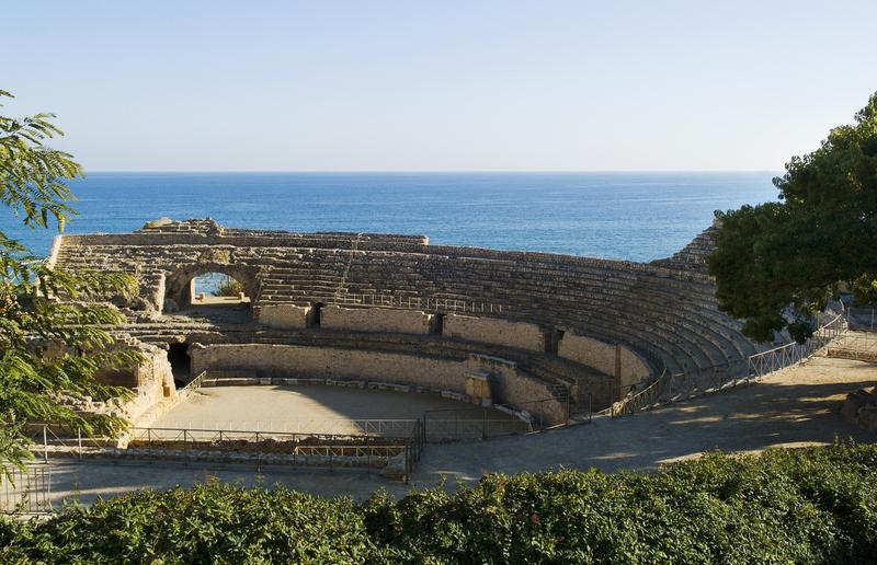 Tarragona Spain holidays Roman amphitheatre