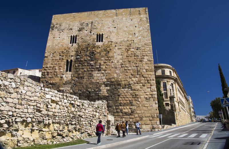 Tarragona Spain holidays Roman ruins pretorio
