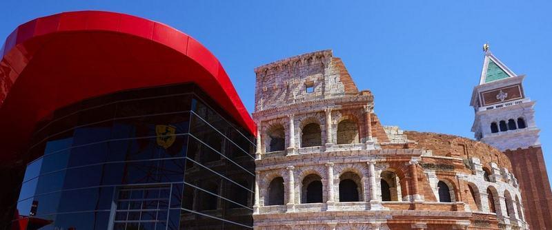 Tarragona day trips Ferrari Land