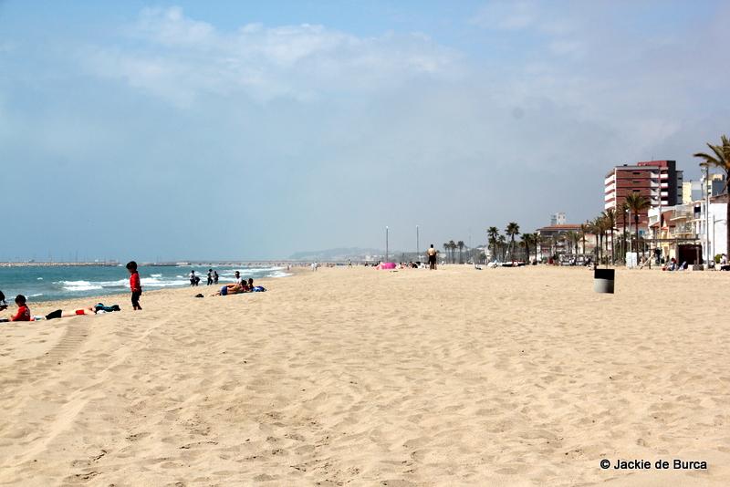 day trips from Tarragona-El Vendrell beaches Sant Salvador