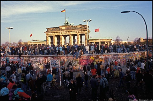 Berlin Wall 30th anniversary-09.11.2019