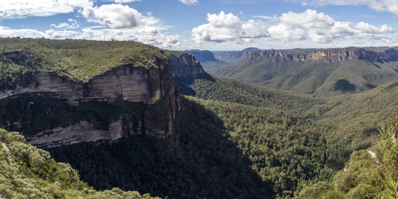 Grose Valley Blue Mountains National Park
