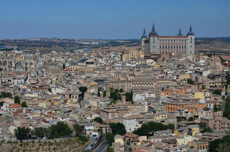 Spain best cities-Toledo Spain