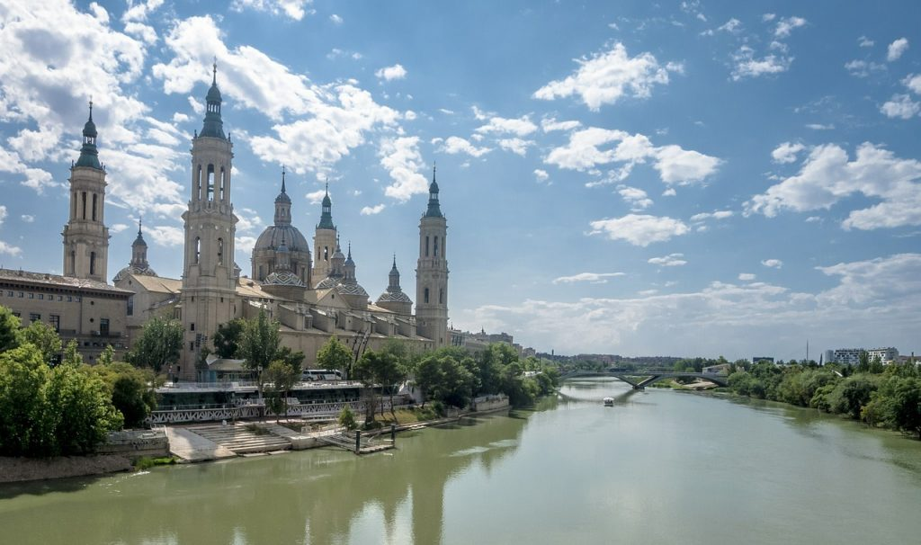 Spain best cities-Zaragoza beautiful cities Spain