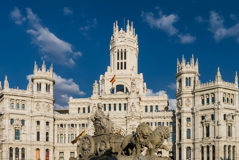 Spain top cities-Madrid Spain Architecture