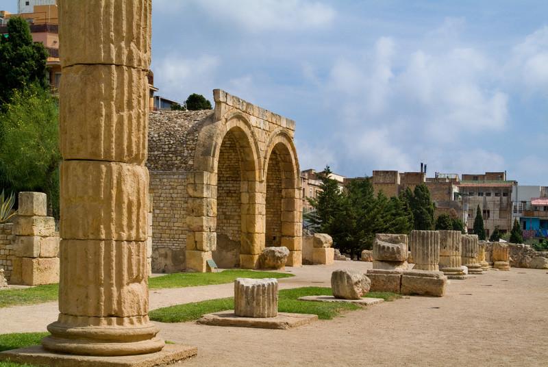 Tarragona Spain holidays Roman forum