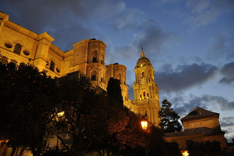 best cities Spain-Malaga Cathedral of the Incarnation