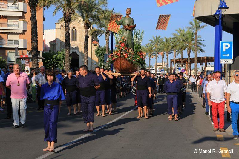 Fieastas Tarragona Sant Pere