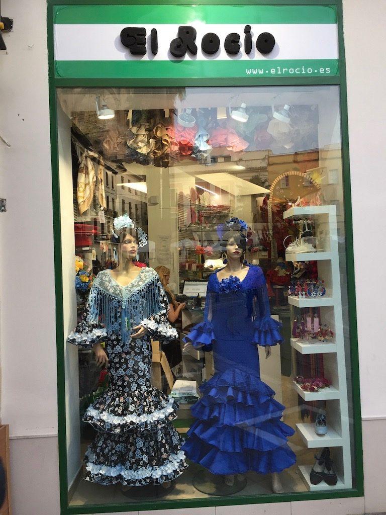 Granada Spain Travel Guide flamenco shop