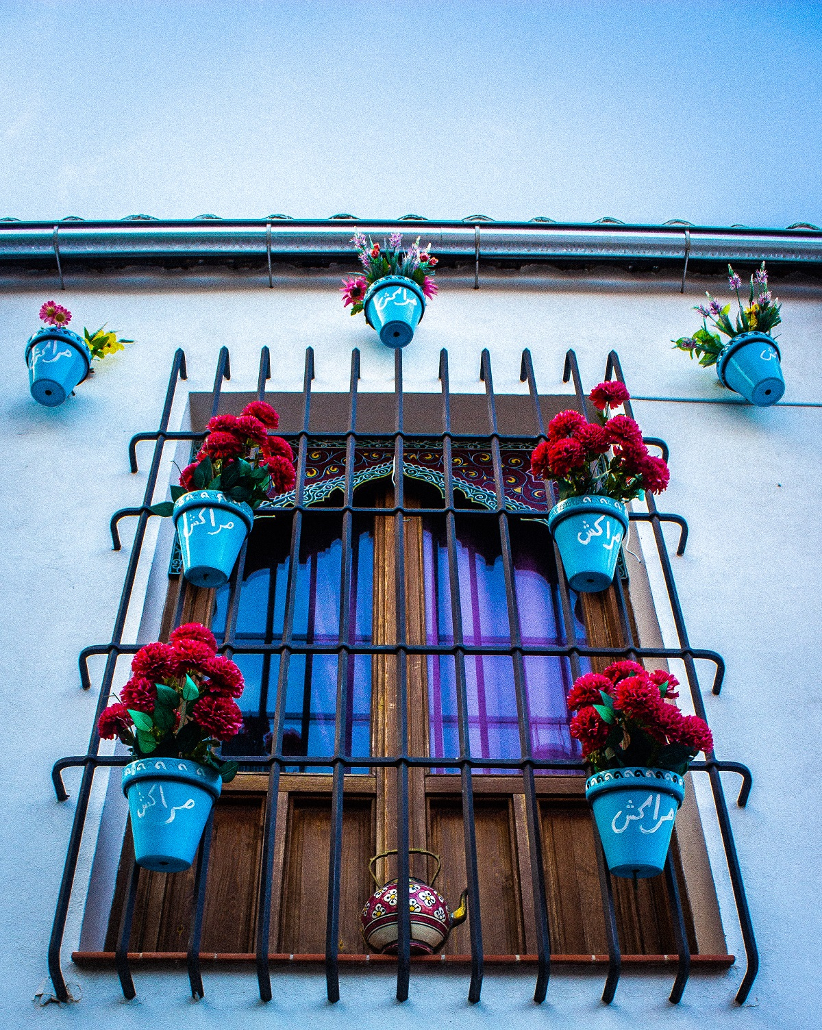 Granada Spain Travel Guide flowers