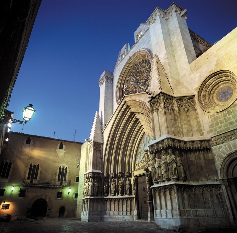 Tarragona Spain Cathedral © Alberich Fotògrafs
