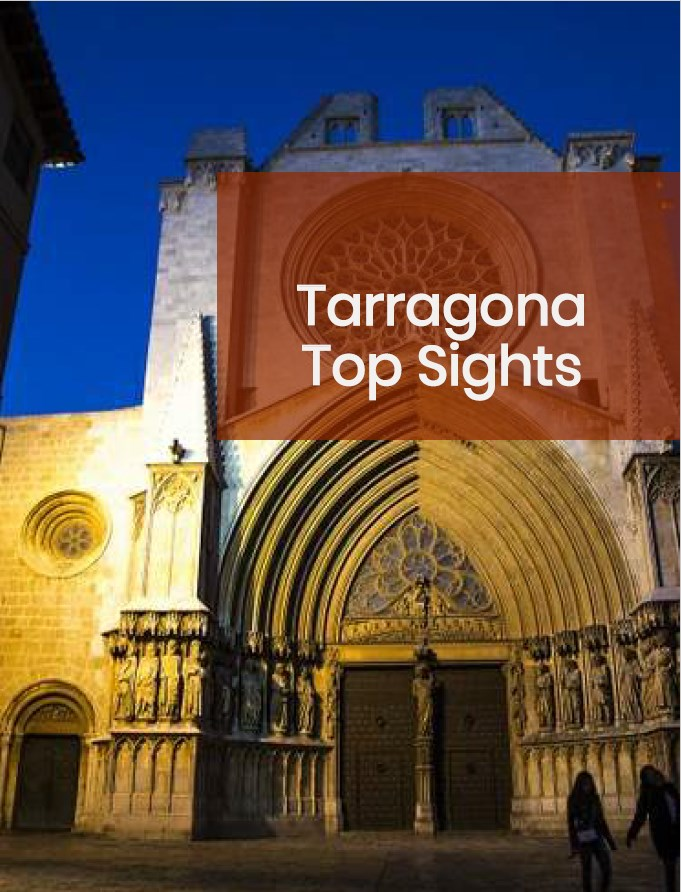 Tarragona Spain Travel Guide | Tarragona Spain Colour & Learn 4 Kids