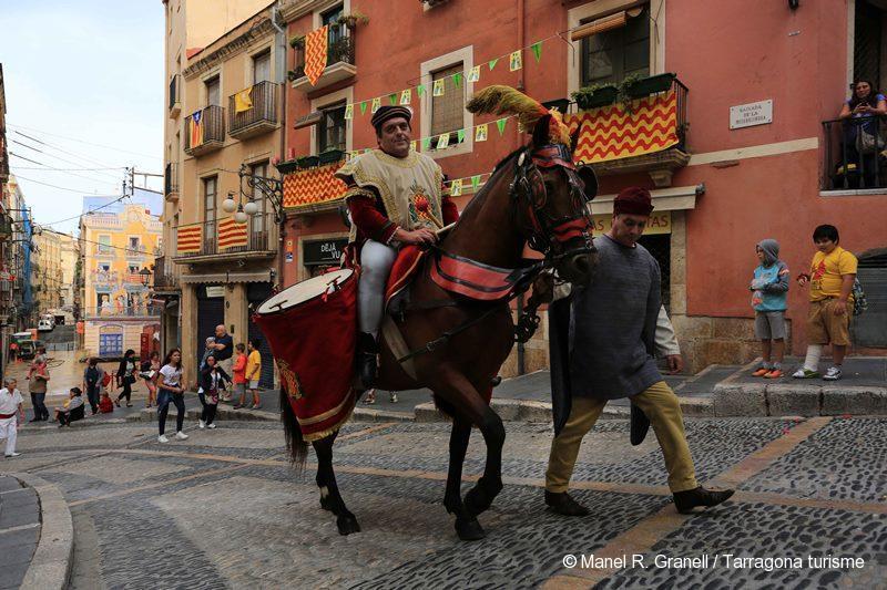 Tarragona Spain festivals Corpus Christi