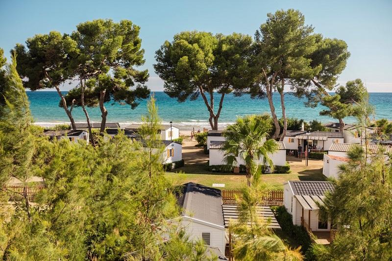 Tarragona camping Las Palmeras