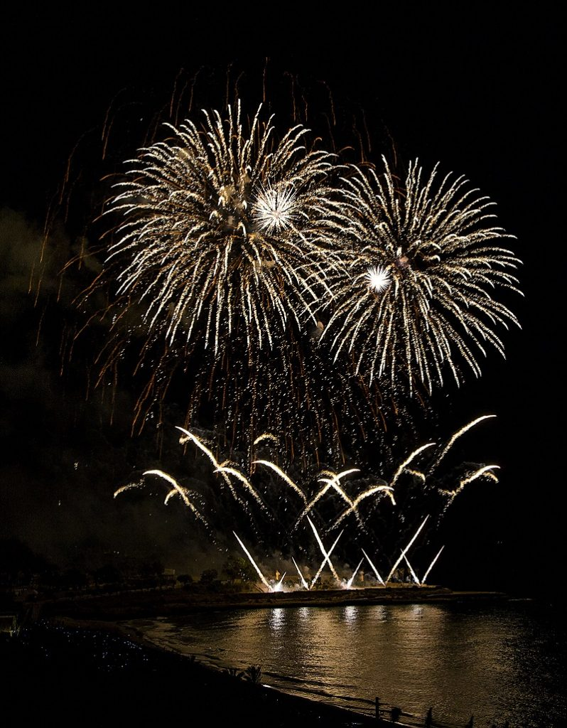 Tarragona fiestas International Fireworks Competition