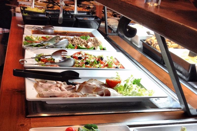 Tarragona restaurants El Tiberi buffet-1