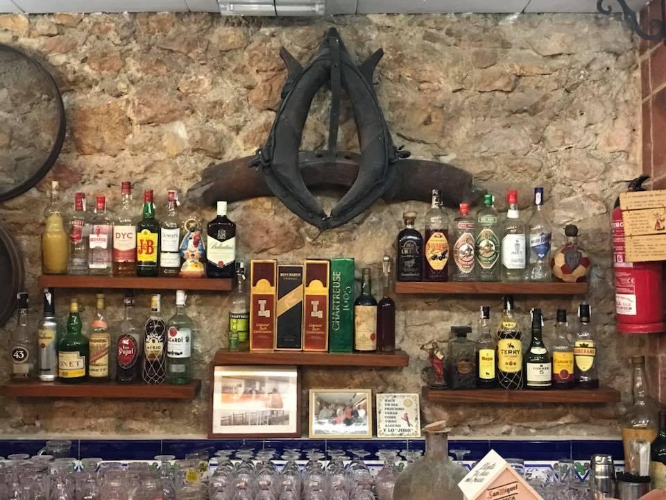 best Tarragona restaurants Meson Andaluz
