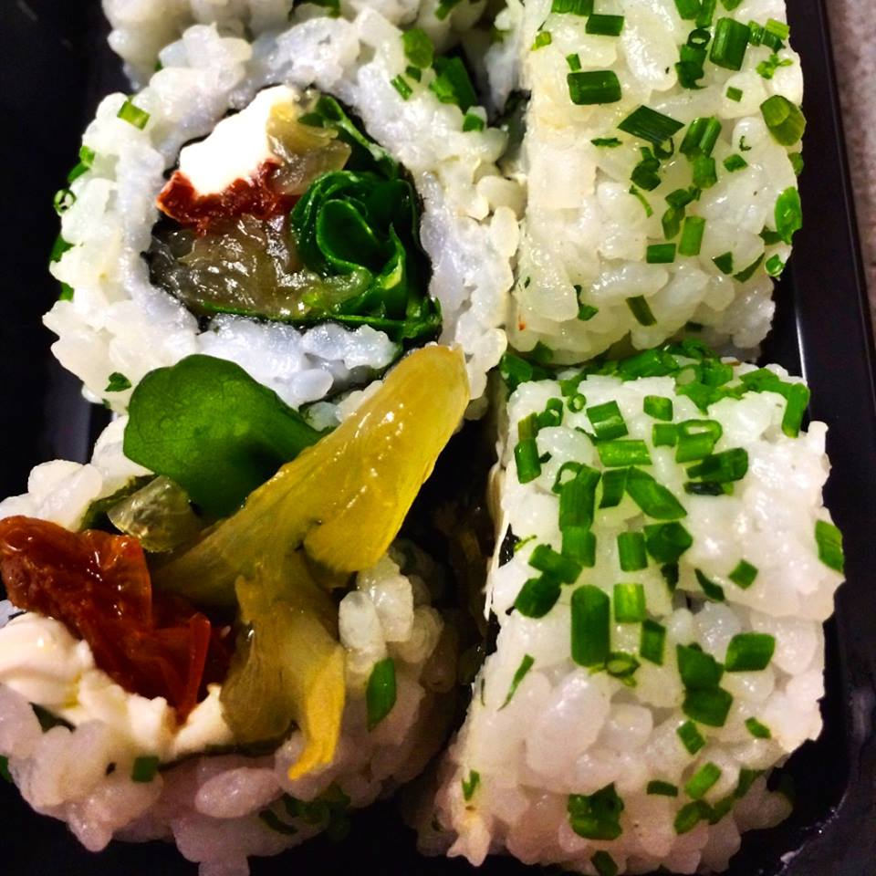 best Tarragona restaurants Take Away Sushi TGN