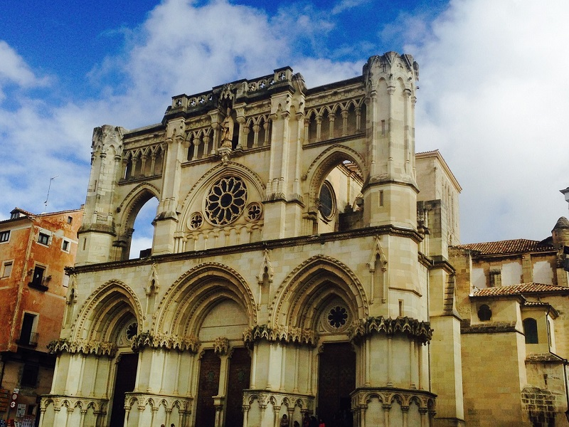 Cuenca Spain Cathedral-1