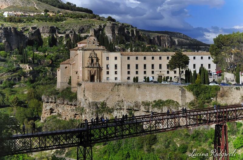 Cuenca Spain Gorge