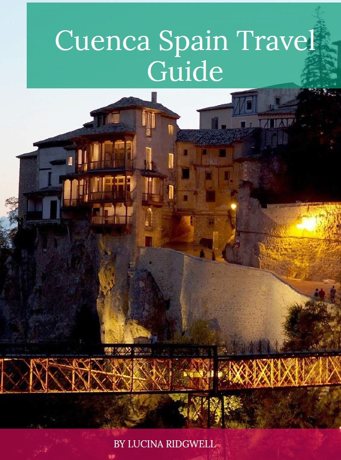 Cuenca Spain travel guide PDF cover page