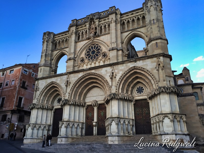 Cuenca Spain Travel Guide Cuenca-Cathedral