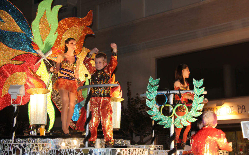 Spain best carnivals
