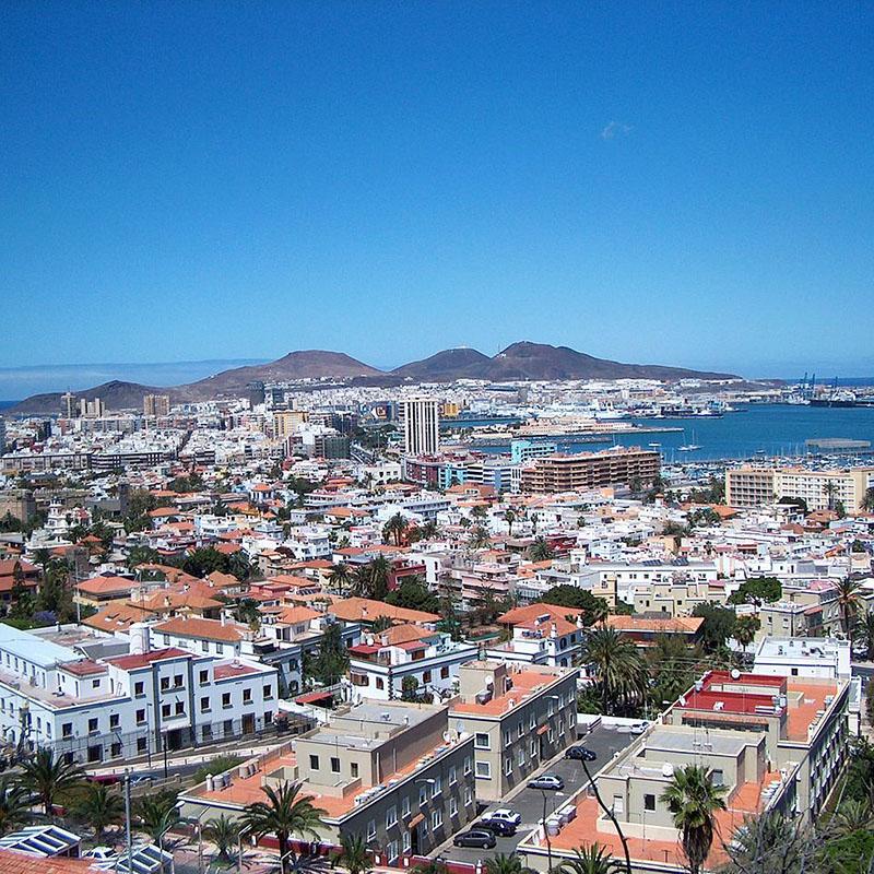 Spain best carnivals Las Palmas de Gran Canaria