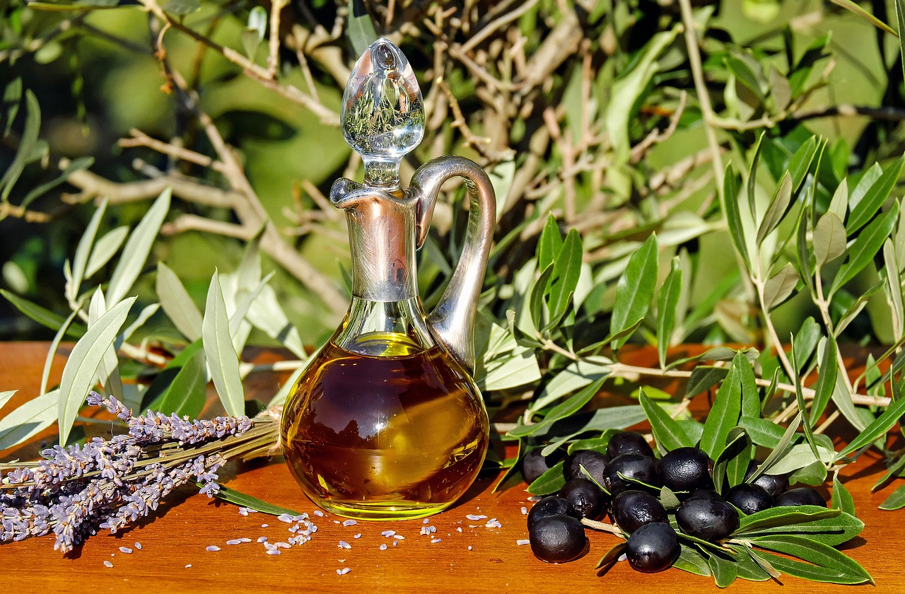 Spain enotourism olive oil route