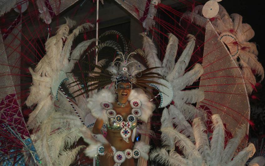 Spain top carnivals