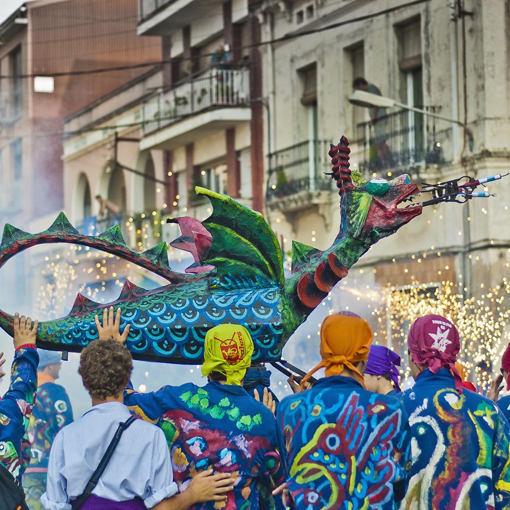 Vilanova i la Geltru Spain best carnivals