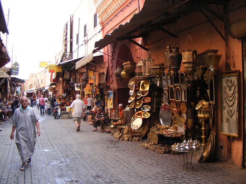 teach english abroad morocco 3 marrakesh